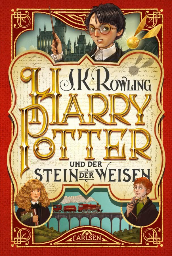 J.K. Rowling: Harry Potter und der Stein der Weisen (Harry Potter 1)