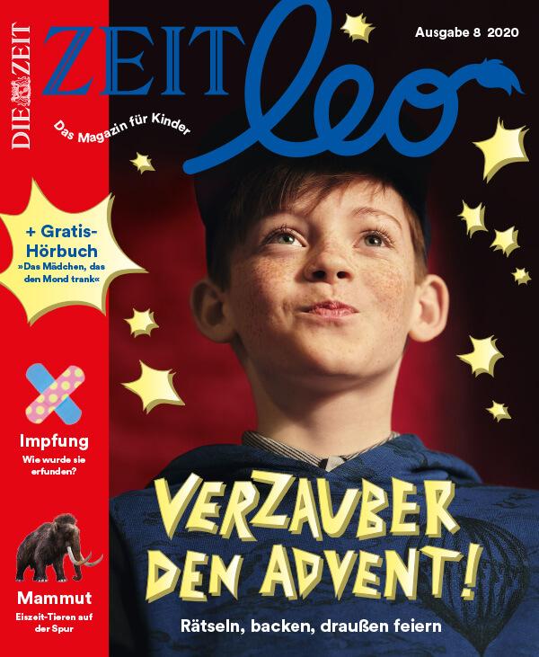 ZEIT leo Cover